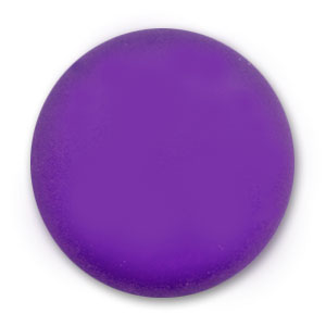 Polaris Cabochon 25mm Purple Velvet x1